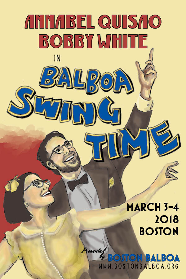 BalboaSwingTime flyer image
